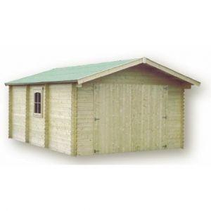 Garage  'Gamagran' 44mm / 21,23 m2